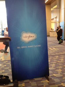 Salesforce Cloud Expo