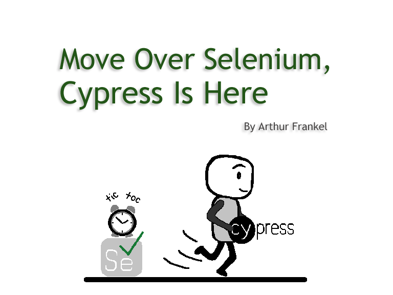 Solution Street Blog » Blog Archive Move Over Selenium